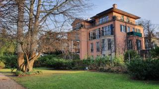 Villa Gartenseite