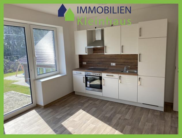 Wohn-Esszimmer, Küche