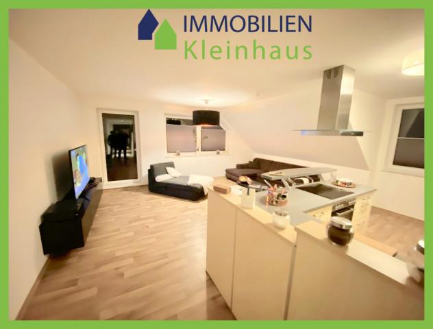 Küche, Wohn-Esszimmer