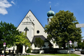 St. Canisius Kirche Hadern