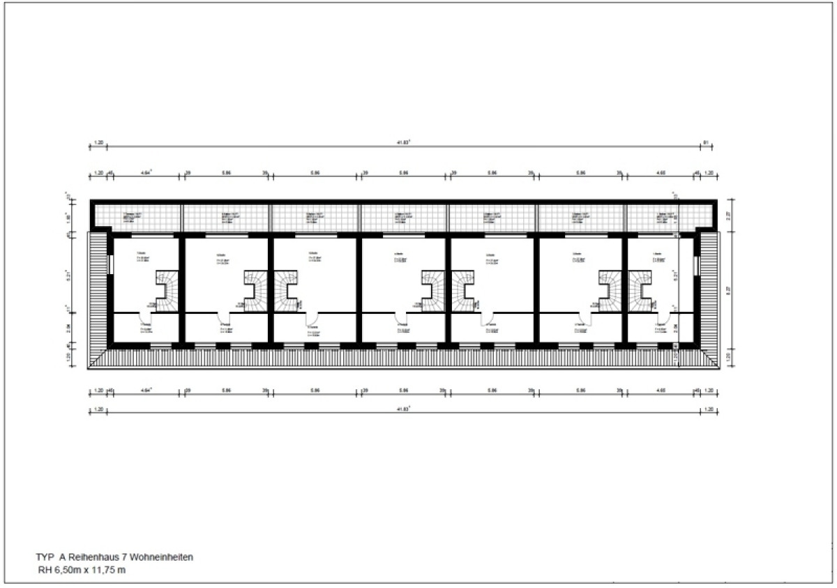 Gebäude 7-13 Dachgeschoss
