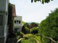 grüner Zugang zur Wohnung