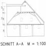 Schnitt Ausstellung