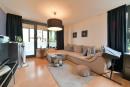 Teilansicht Wohnzimmer/Essbereich