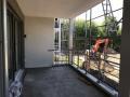 Balkon- Abtrennung kommt!