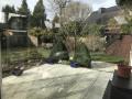 Terrasse neben WiGa