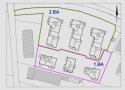 Lageplan 1. und 2.Bauabschnitt