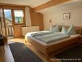 Schlafzimmer Gästewohnung