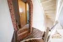 Treppenabsatz zum WC