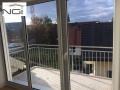 Balkon im Studio
