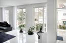 Wohnzimmer mit herrlicher Aussicht