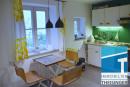 sehr helle Wohnküche