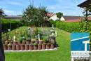 Garten mit Gartenhäuschen