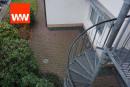 Treppe in den Gartenn