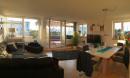 Wohnzimmer im Sommer