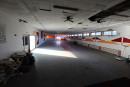 große Halle 1.OG Hinteransicht