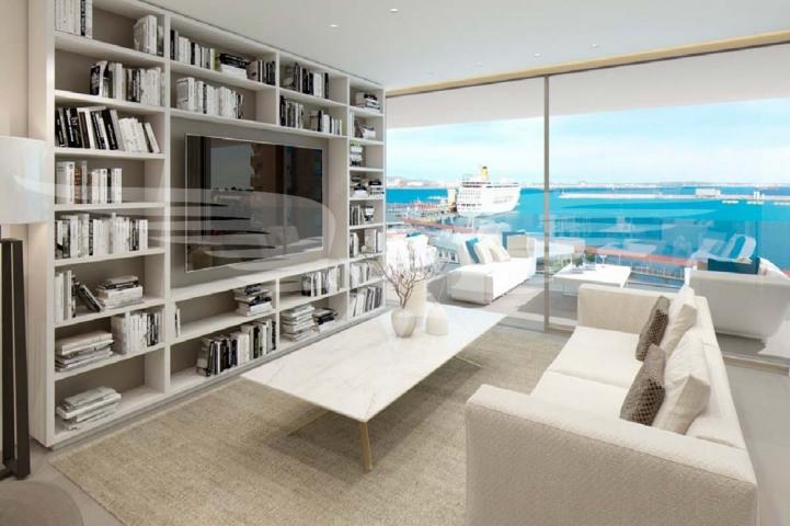 Visualisierter Wohnraum