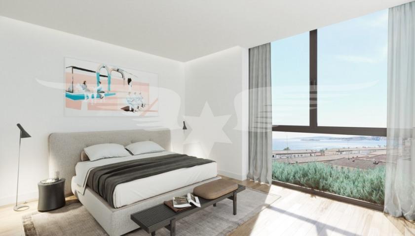 Visualisierung Schlafzimmmer