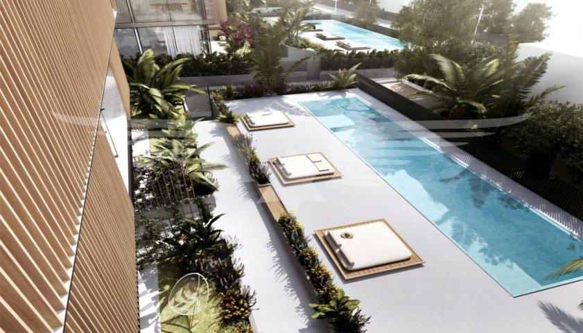 Visualisierter Poolblick