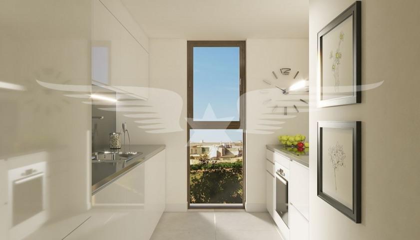 Visualised kitchen