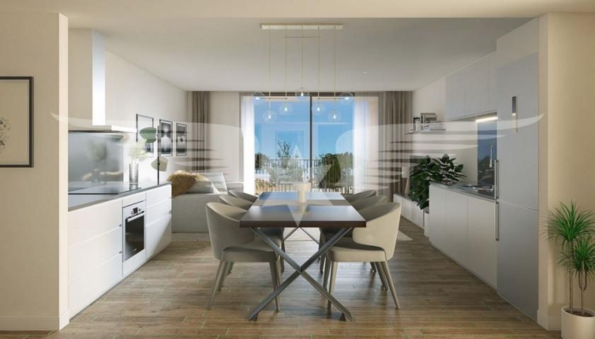 Visualised dining area