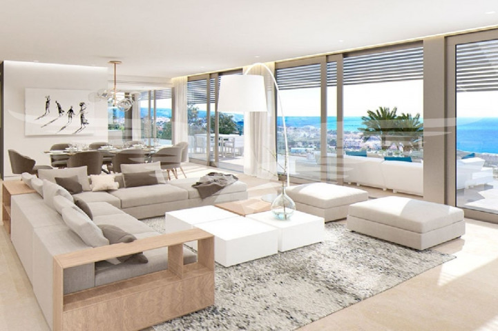 Visualised Living room