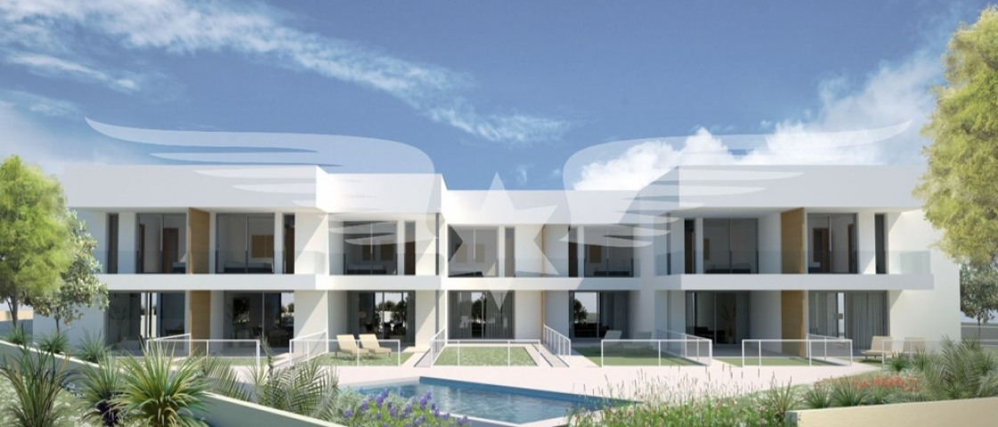 Visualised exterior view