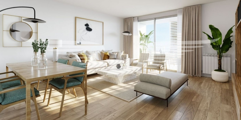 Visualized living space