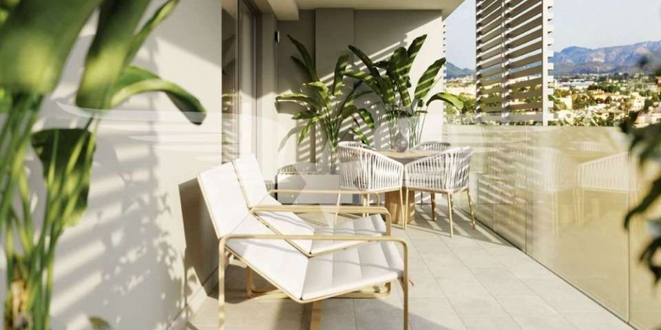 Visualized terrace