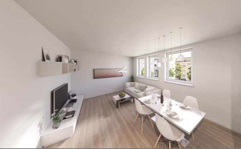 Visualisierung Wohn- Esszimmer