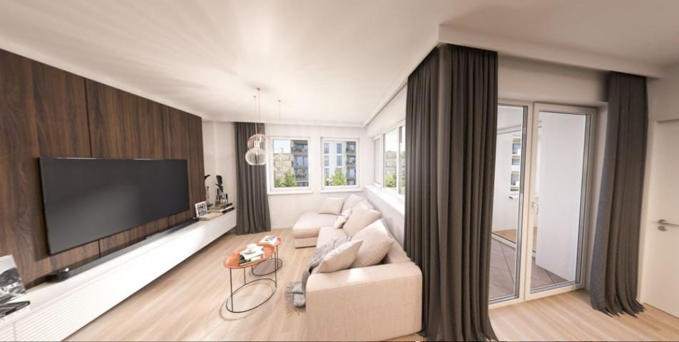 Wohnzimmer, Loggia