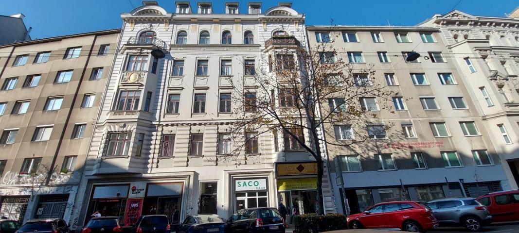 1040 Margaretenstraße 38 Front
