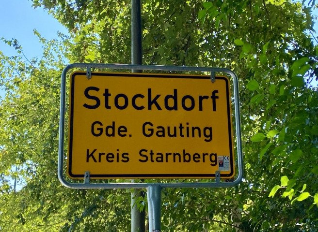 Stockdorf.