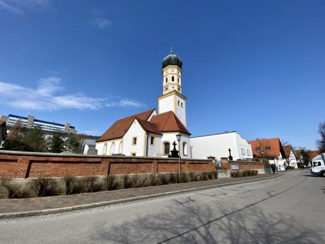 St. Peter Kirche Hadern