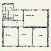 Grundriss MFH Nürnberg