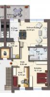Grundriss Wohnung 16