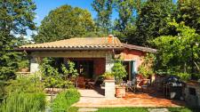 Villa mit Pool in Bagni di Lucca - Toskana