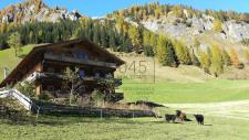 Erbhof im Wallfahrtsort Kalkstein in Innervillgraten - Osttirol