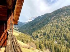 Geschlossener Hof in Panoramalage in Afers bei Brixen - Südtirol