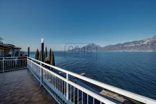 Villa in Brenzone sul Garda in beneidenswerter Lage - Gardasee