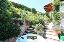 Terrassen-Garten