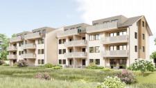 1 Appartementanlage Balkonansicht