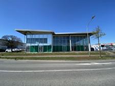1. Glaspavillon