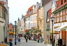 Einkaufsmeile - Lange Straße (Quelle: google.de)