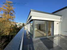 Penthouse mit Dachterrasse