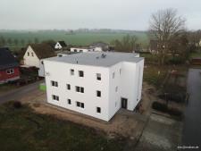 Luftbild - Gebäude