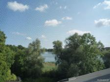 Blick auf den Knieper Teich