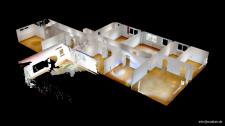 3 D Ansicht Gebäude