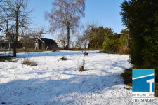 Gartengrundstück in Gaimersheim