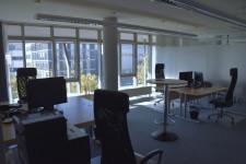 Büro in der Nähe des Westparks
